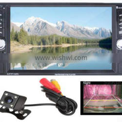 """10.4"""" Dual Din Android Double Din Radio 1080P For Toyota RAV4"""