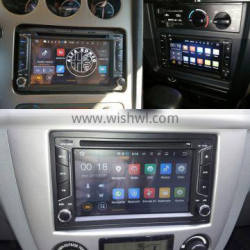 """16G Dual Din Touch Screen Car Radio 6.95"""" Inch For Volkswagen"""