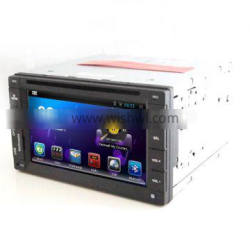 7 Inch Multi-language Android Double Din Radio 2GRAM+16GROM For Kia