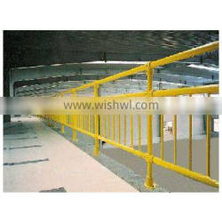 FRP pultruded fence system