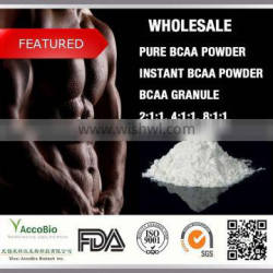 Sports nutrition product Instant BCAA,Branched Chain Amino Acids 2:1:1