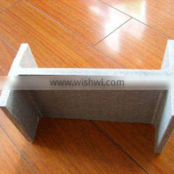 Pultrusion UV protection durable high strength FRP I Beam