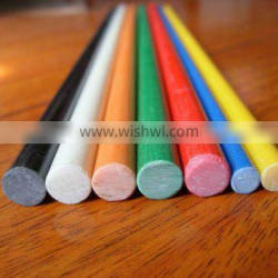 Pultrusion druable solid round Fiberglass Bar