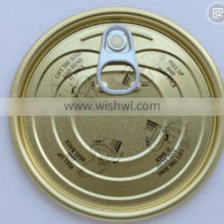 #305 aluminIum easy open end for beverage can with factory price