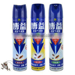 China OEM factory insecticide spray with fast acting killing
