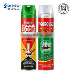 strong effective insecticide insecticida killer spray with lemon smell