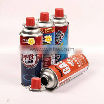 Tire Foam Cleaner Tinplate Spray Aerosol Can