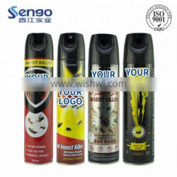 home use NAFDAC insecticide killer spray from China factory