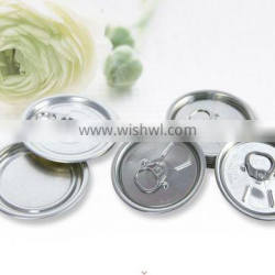 #307 aluminIum easy open end for beverage can with factory price