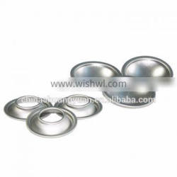 Customized Logo Printing Cone and Dome Aerosol Tin Can Components