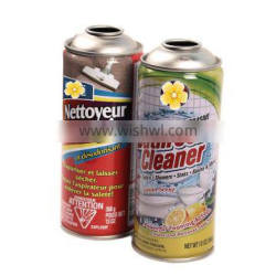 Cone and Dome for Tinplate aerosol cans Top and bottom