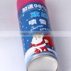 Most popular Factory wholesale artifical party snow spray for festivals