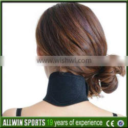 Infrared neck support device, medical neck protector for neck pain relief