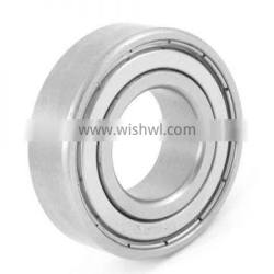 25*52*12mm 33113X2/7812 Deep Groove Ball Bearing Low Noise