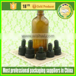 All sorts of color bottle glass 15ml 25ml 35ml drops bottles and child- proof caps with