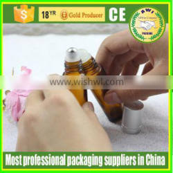 hot sale glass roll on bottle made in china