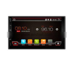1024*600 Free Map 3g Android Car Radio For Mercedes Benz A-class