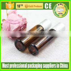 cheap customized personal care glass roll on bottle