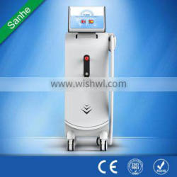 Beijing Sanhe professional permanent 808nm diode laser best spa use 2016 diode laser hair extention
