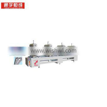 4 _ head seamless welding machine acrylic profile plastic bending line with factory price