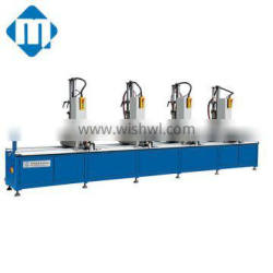 Multi head bore hole drilling machine