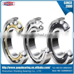 High speed ball bearing and super precision angular contact ball bearing 71903CE/P4A