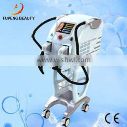 2013 New design Hair removal elight/rf beauty machine with two handles(CE Approval)