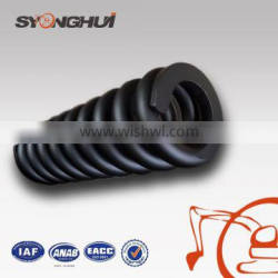 Construction equipment Track adjuster spring, Excavator track recoil high tension spring