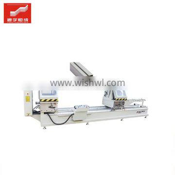 Two head sawing machine chen de chemical polished aluminum cheese roll making Factory Direct Prices
