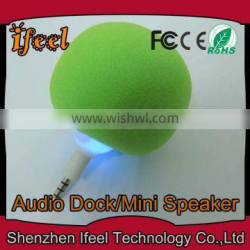 2015 New Arrival Mini Portable Speaker With Bluetooth