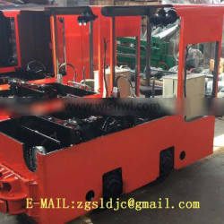 For Mine Coal Electric Battery Locomotives Explosion-proof