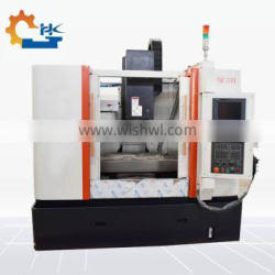 Small Universal CNC Milling Machine With Low Price