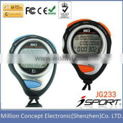 Hot Selling Plastic Digital Watch Electronic Stopwatch