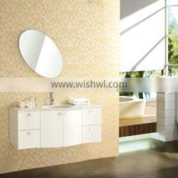 White Modern Style Bathroom Vanities