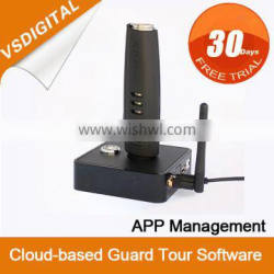High quality cheap custom security guard tour monitor for hotel & hospital checking