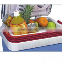 Hottest Portable Slience Biggest Volume 12v for boat silicone baby food freezer tray with transparant door
