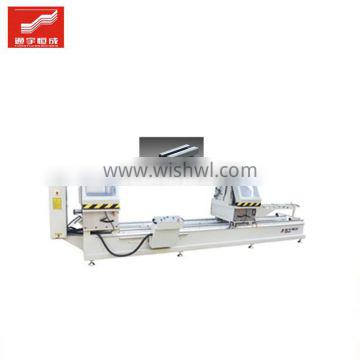 Double-head aluminum sawing machine profiles from direct factory for strip in china with sale price