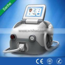 Professional 808nm diode laser hair removal with CE medical/ high power laser diode 2200w