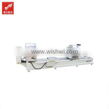 2head miter cutting saw for sale aluminum spacer double windows table Manufacturer