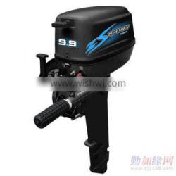 2 stroke/4 stroke water cooling system marine outboard motor with2hp-15hp