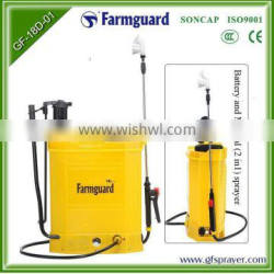 agriculture battery sprayer pump electric tree sprayer