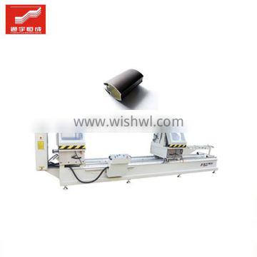 2-head cutting saw machine jinan mingmei milling machines for pvc metallurgy Factory price