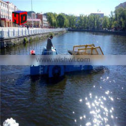 China Aquatic Weed Harvester/Garbage Salvage Ship/ Water Hyacinth Harvesting Machinery