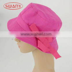 China good supplier new import wholesale floral bucket hats
