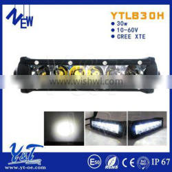 Best quality 0.1% defective off road 30W led driving lights for SUV / 4WD