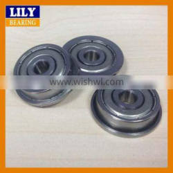High Performance Flanged Rubber Seal Bearing