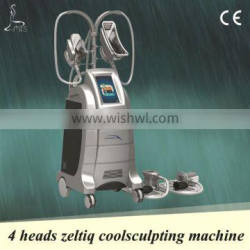 slimming device,4 heads&2 can be used at one time, automatic fault detection technology