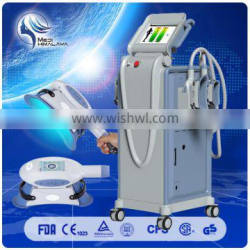 Working together weight loser cryo laser liposuction machine