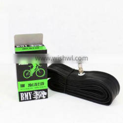 bike tube life span bicycle parts bike tube 700X28/32C with AV valve with top quality
