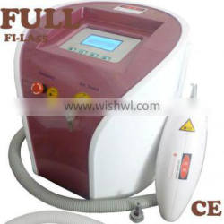 Wholsale Q Switched Nd YAG Laser Tattoo Removal Vascular Tumours Treatment Machine Price For Sale Naevus Of Ota Removal